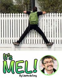 It's Mel! - Web Series Channel Mel is a guy from small town Putaruru in New Zealand. Sporting an impressive new moustache, he tries to finally make something of himself in the city of Auckland, but his efforts are often at the expense of those he encounters.