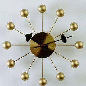 G. Nelson, Horloge atomique, 20e s., Paris
