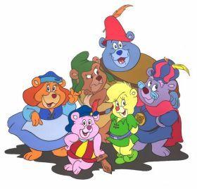 Gummi Bears cartoon! #childhood #90s #gummibears