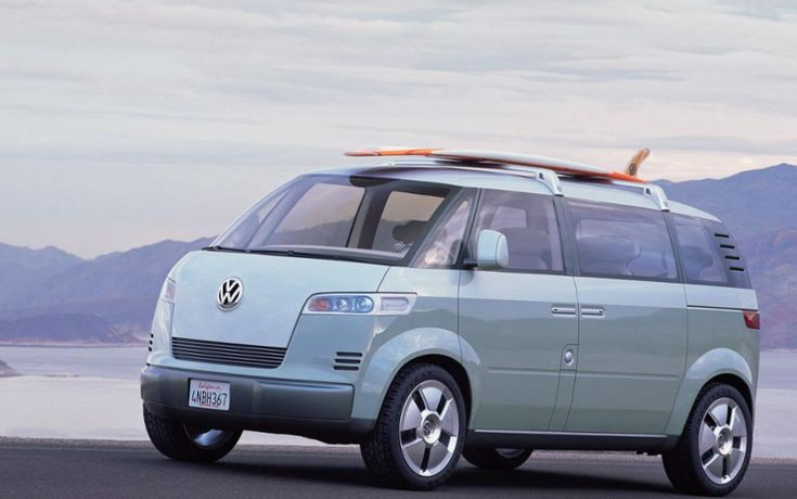 Der neue VW Bulli soll nun wirklich kommen - Surfers Mag