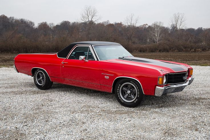 17 Best Images About El Camino S And Pickups On Pinterest