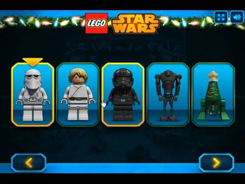 awesome Lego Online games Lego Star Wars Online games Lego Star Wars Adventure Gameplay Video clip