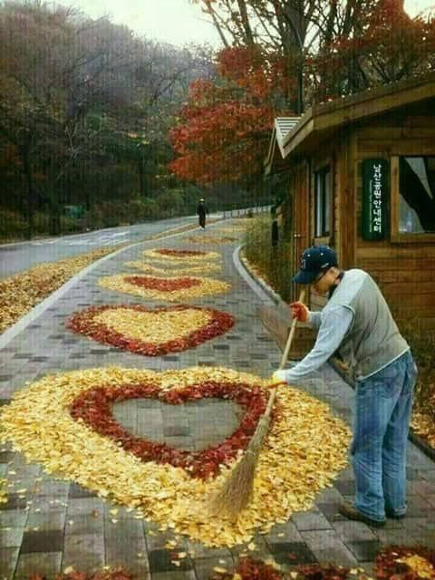 Autumn in the Village