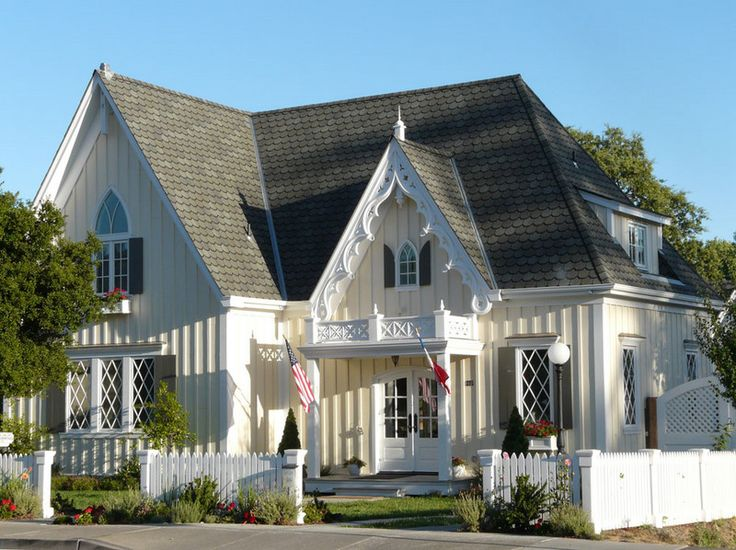 Gothic Style Homes 58 best carpenter gothic cottages images on pinterest | victorian