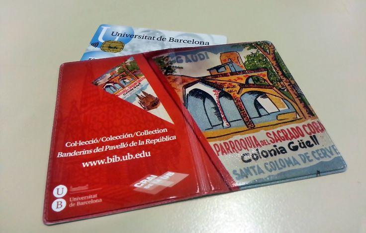 2013 - Targeter - Col·lecció de banderins del CRAI Biblioteca del Pavelló de la República