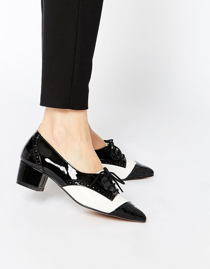 ASOS+ON+THE+CARDS+Lace+Up+Heels