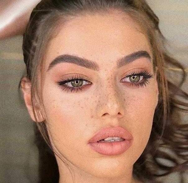Soft Brown Eye Makeup Rosey Lips Soft Eye Makeup Makeup For Brown Eyes Soft Makeup