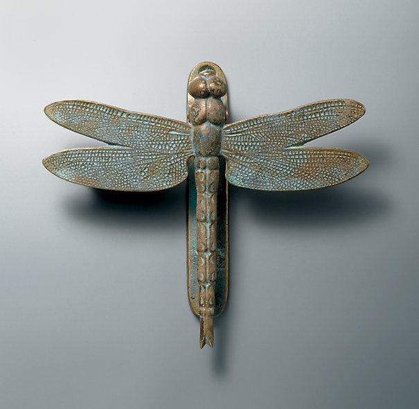 53 best images about door knockers on pinterest conch shells door handles and vintage - Dragonfly door knockers ...