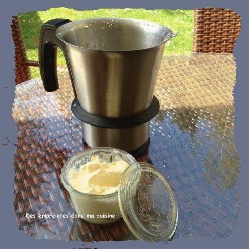 J'adore mon i-Cook'in, il me permet de faire mon beurre toutes les semaines. Je fais du beurre nature et du beurre salé au sel de Noirmoutier. Un délice, toute la famille adore. Et ensuite comme nous sommes en famille, nous allons faire du bon caramel beurre salé, et de la pâte à crêpes pour cet aprèm.  Contactez-moi pour une démo ;-) #iCookin #GuyDemarle #demo #JeLeVeux #Beurre #Crepes #CaramelBeurreSale