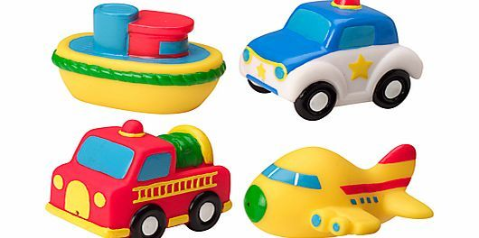 Alex Toys Transport Bath Squirters Fun bath squirters in the shape of various forms of transport. http://www.comparestoreprices.co.uk/baby-toys/alex-toys-transport-bath-squirters.asp