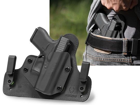 Alien Gear Cloak Tuck 3.0 IWB Holster (Inside the Waistband)