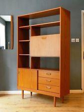 1970's retro 'Schreiber'- Room divider + drinks cabinet - Mid century modern