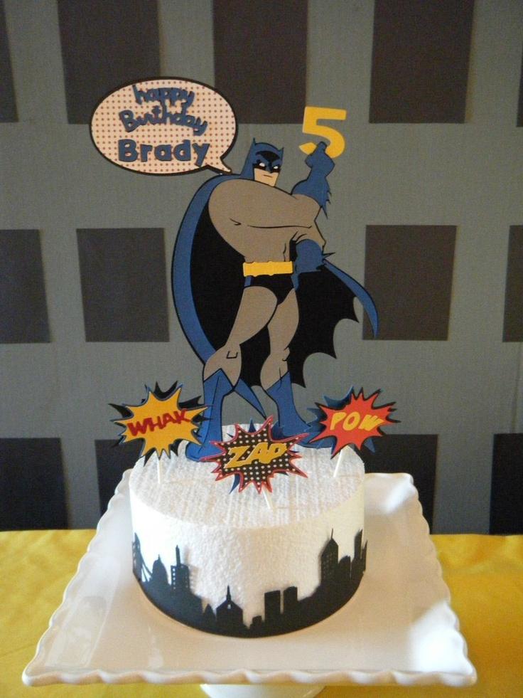 70 best Batman Party images on Pinterest Batman party Superhero