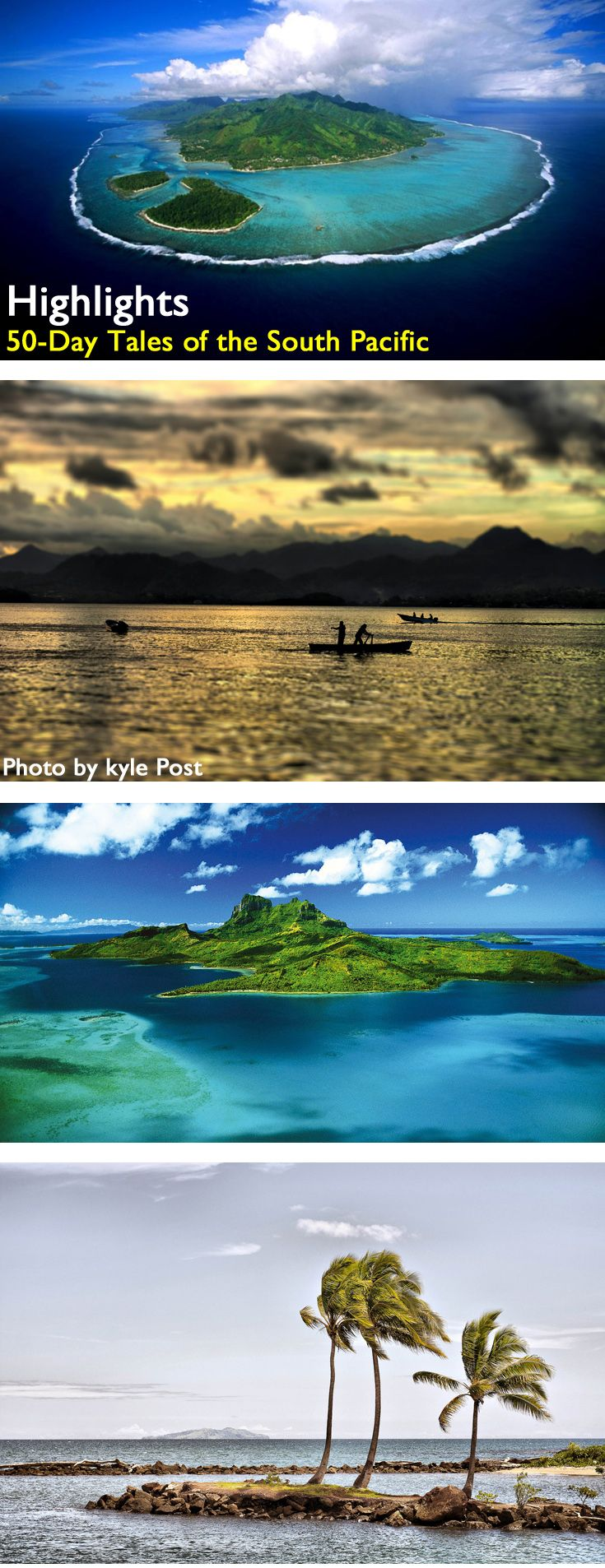 50-Day Tales of the South Pacific Voyage Highlights.  http://cruisesource.us/2015/04/50-day-tales-of-south-pacific-voyage-highlights/