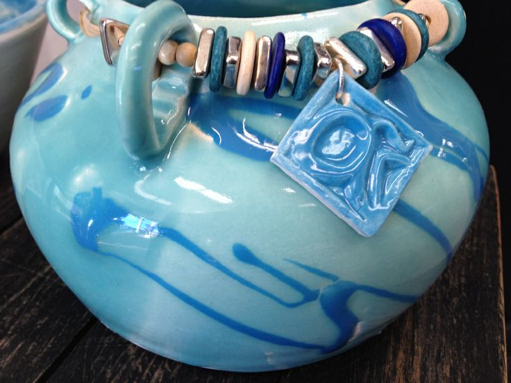 More of Olivia Romero's beautiful work. http://www.theclaylady.com