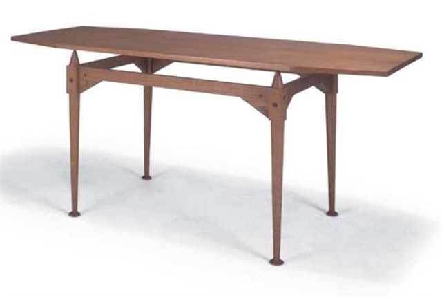 Tl3 dining table by Franco Albini