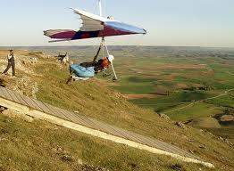 volar un ala delta