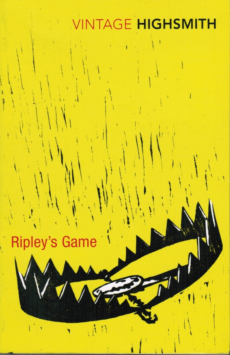 """""""Ripley's Game"""" by Patricia Highsmith"""