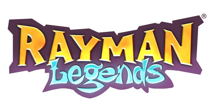 Design your own game logo. Rayman Legends