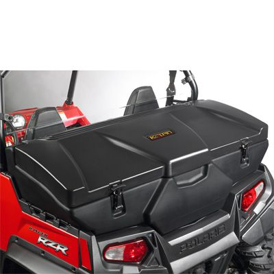 Polaris RZR Kolpin Cooler Trunk - The perfect RZR accessory for your next trail ride - Haul everything you need in style-riding gear, blankets, tow straps, trail snacks and you can't forget your favorite cold beverages!