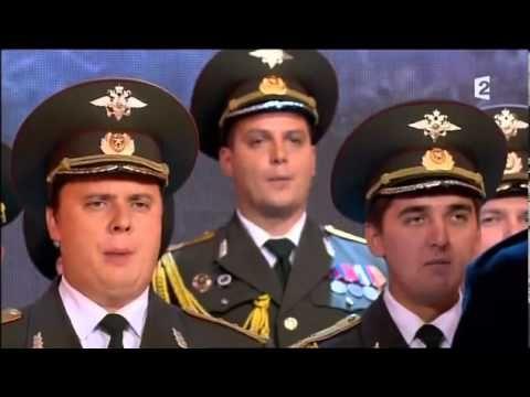Vincent Niclo et Les Choeurs de l'Armée Rouge -  Ameno (Vivement Dimanche) - http://music.airgin.org/opera-music-videos/vincent-niclo-et-les-choeurs-de-larme%cc%81e-rouge-ameno-vivement-dimanche/