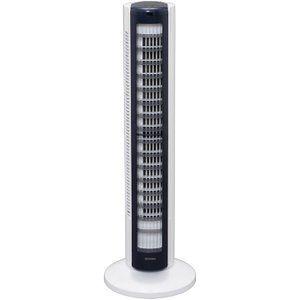 扇風機 タワー型 タワー扇風機 タワーファン おしゃれ マイコン式 上下ルーバー Twf C82t 縦型 首振り 省スペース スリム アイリスオーヤマ あすつく 273685 照明とエアコン イエプロyahoo 店 通販 扇風機 リビング 扇風機 ルーバー