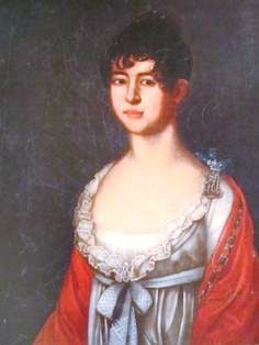 Графиня Уварова Екатерина Алексеевна (1781(3)-1849), ур. графиня Разумовская,