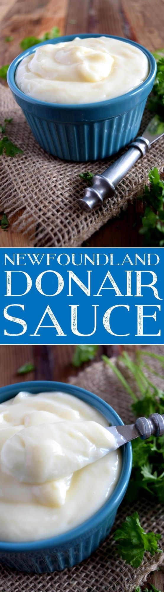 A sweet, tangy, garlicky dipping sauce that's fit for a king! With three very simple ingredients, Newfoundland Donair Sauce is able to transform your favourite dippers into a glorious, tantalizing, taste adventure! Growing up in Newfoundland, a donair has always…