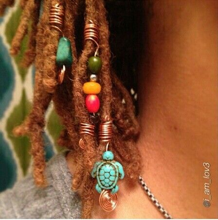 Locs Jewelry Beautiful Locs Pinterest Locs Loc