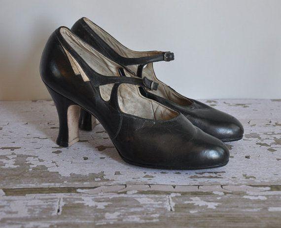 shoes 1920's