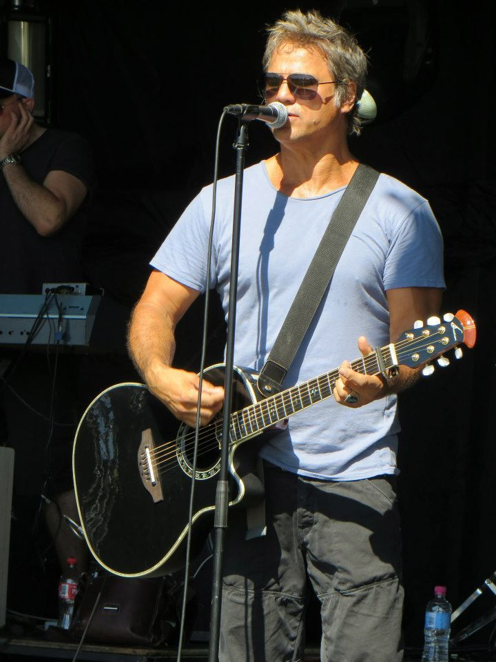 Jon Stevens in Karratha, W.A.