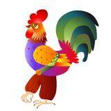 Иллюстрация шаржа птицы петуха яркая - Скачивайте Из Более Чем 58 Миллионов Стоковых Фото, Изображений и Иллюстраций высокого качества. изображение: 64021396