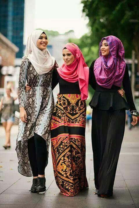 indonesia-hijab-style