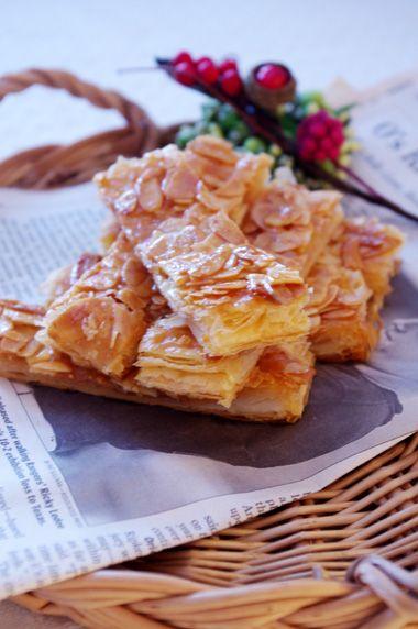 冷凍パイで簡単!フロランタン☆ | 美肌レシピ