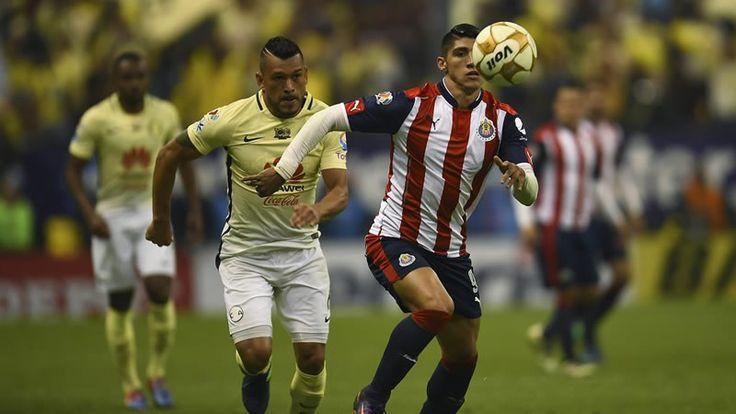 Horario Chivas vs América y dónde verlo, cuartos de final A2016 | vuelta - https://webadictos.com/2016/11/26/horario-chivas-vs-america-cuartos-a2016/?utm_source=PN&utm_medium=Pinterest&utm_campaign=PN%2Bposts