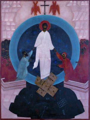 Nowosielski-Zmartwychwstanie
