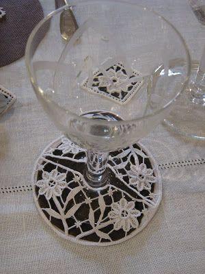 Italian Needlework: Aemilia Ars needle lace from Bologna - Part Two