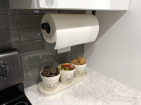 Pin On Paper Towel Holder
