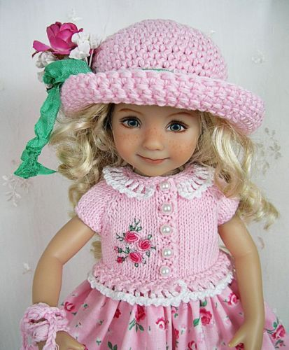 Outfit-for-Dianna-Effner-Little-Darling-13-made-by-Ulla-Roses-on-Pink