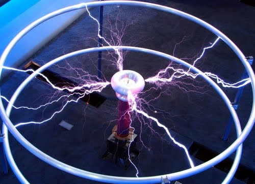 1053 best tesla images on pinterest tesla s tesla coil and einstein tesla coil at the museum of science and industry in chicago amazing sciox Gallery