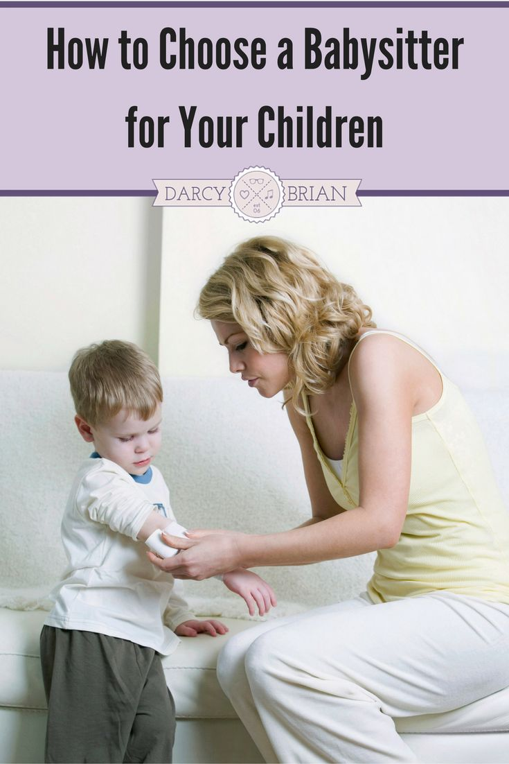 Need to find a babysitter for your kids? It can be nerve wracking, especially as a first time mom. Whether you are looking for a mother's helper or someone to babysit while you run errands (or have a date night!), check out our tips for How To Choose A Babysitter For Your Children. Keep your kids safe and cared for even when you aren't there with them. via @darcyz