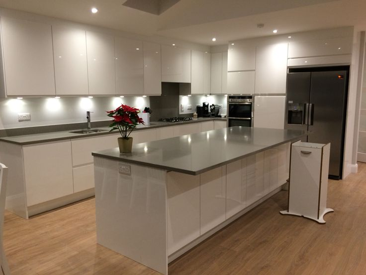 Finally My Very Own Kitchen That I Love White High Gloss