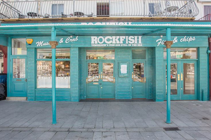 Rockfish Torquay - Family Seafood Restaurant in Torquay overlooking the harbour