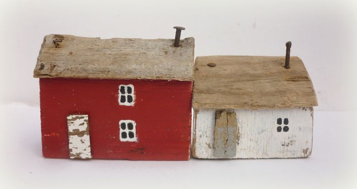 sixty one A: driftwood cottages