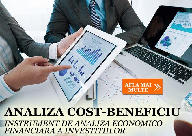Curs - Analiza Cost Beneficiu