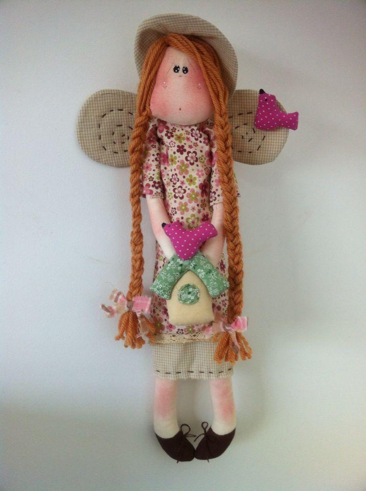 Boneca Roxana