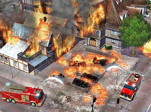 Wciel się w strażaka grając w gry strażackie w naszym serwisie gierunie.pl i gaś pożary a także pomagaj ludziom.