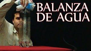 como hacer una balanza casera - YouTube