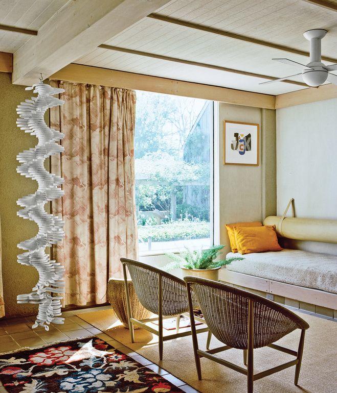 q a with textile designer jack lenor larsen sculpture. Black Bedroom Furniture Sets. Home Design Ideas