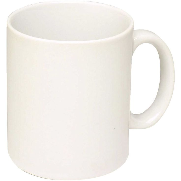 Connoisseur Classic Coffee Mug White Pack/6 - office essential to get through the day